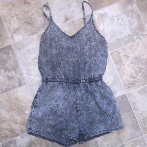 Shorts romper🖤